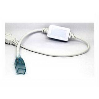 Шнур сетевой для ленты 220 V (БИОМ)3528 IP 68 ПОД ЗАКАЗ
