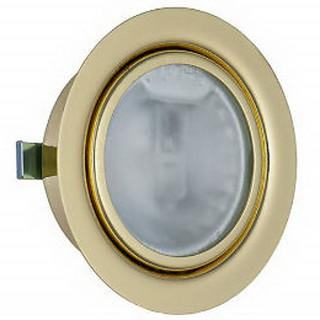 Светильник врезной М-20, золото CSL 060 (2021L)