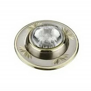 Светильник Delux DR39112R 220V титан-зол. 1008238