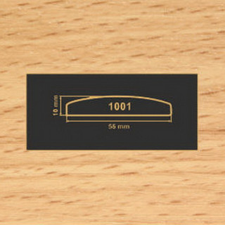 1001 бук накладка МДФ 2800