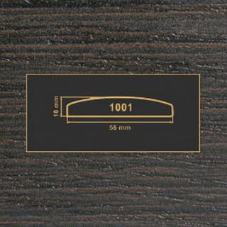 1001 венге накладка МДФ 2800