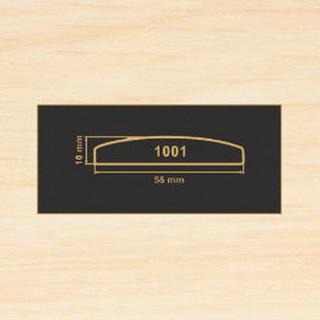1001 дуб молочный накладка МДФ 2800