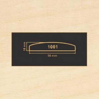 1001 клен танзау накладка МДФ 2800