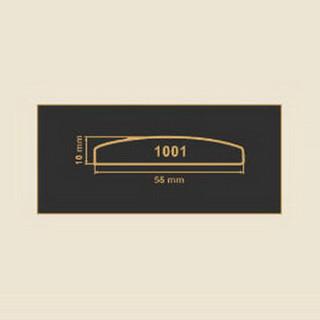 1001 кремовая накладка МДФ 2800