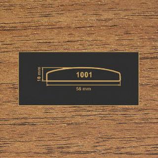 1001 орех лесной накладка МДФ 2800