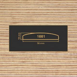 1001 фино-бронза накладка МДФ 2800