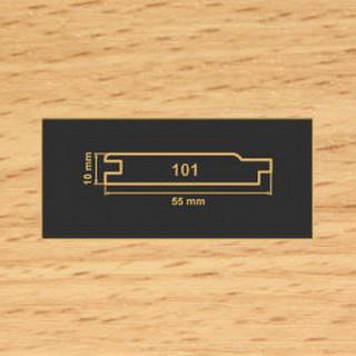 101 бук накладка МДФ 2620