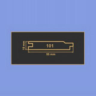 101 синяя накладка МДФ 2620