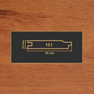 101 яблоня накладка МДФ 2620