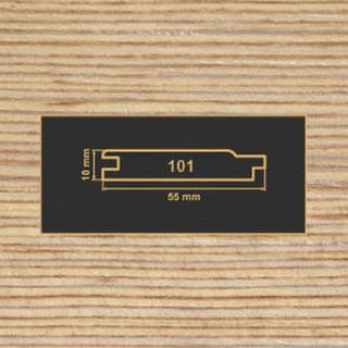 101 фино-бронза  МДФ 2620