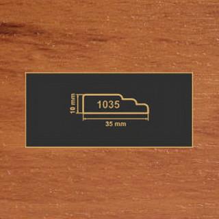 1035 яблоня рамочный профиль МДФ 2800