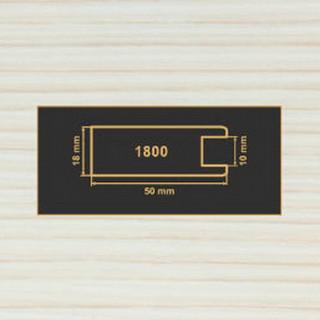 1800 вудлайн крем рамочный профиль МДФ 2800