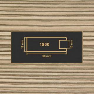 1800 лиственница рамочный профиль МДФ 2800