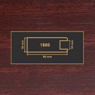 1800 махонь рамочный профиль МДФ 2800