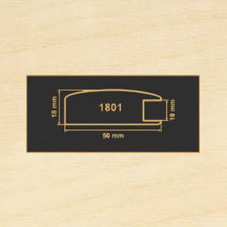 1801 клен рамочный профиль МДФ 2800