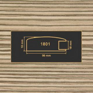 1801 лиственница рамочный профиль МДФ 2800