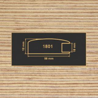 1801 фино-бронза рамочный профиль МДФ 2800