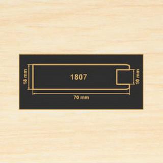 1807 дуб молочный профиль МДФ 2800