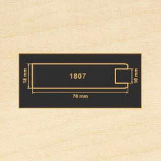 1807 клен рамочный профиль МДФ 2800