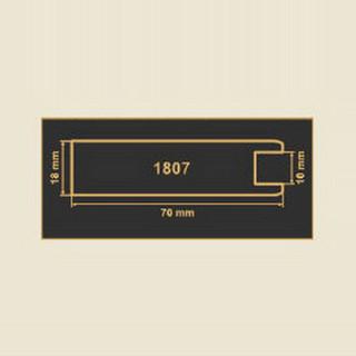1807 крем рамочный профиль МДФ 2800