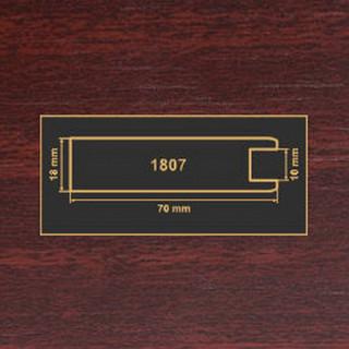 1807 махонь рамочный профиль МДФ 2800