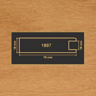 1807 ольха рамочный профиль МДФ 2800
