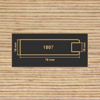 1807 фино-бронза рамочный профиль МДФ 2800