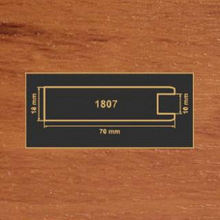 1807 яблоня рамочный профиль МДФ 2800