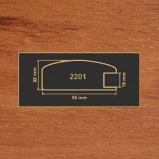 2201 яблоня рамочный профиль МДФ 2800