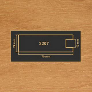 2207 ольха рамочный профиль 2800