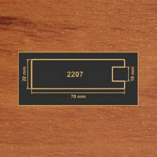 2207 яблоня рамочный профиль МДФ 2800