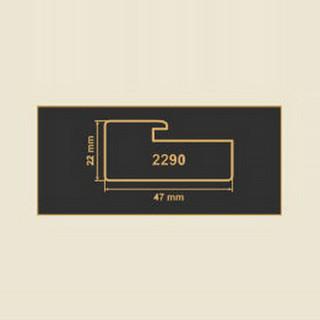 2290 крем рамочный профиль МДФ 2800