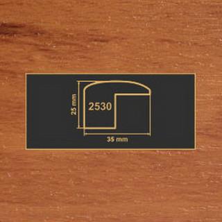 2530 яблоня накладка угол МДФ 2800