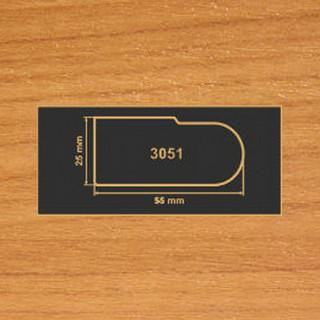 3051 вишня накладка МДФ 2800