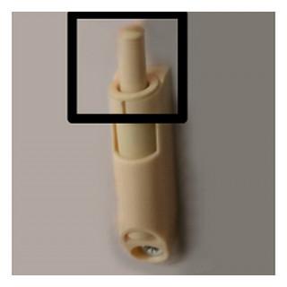 Демпфер клен врезной пневмат Airtic  ? 8 мм, L=35 мм (797)