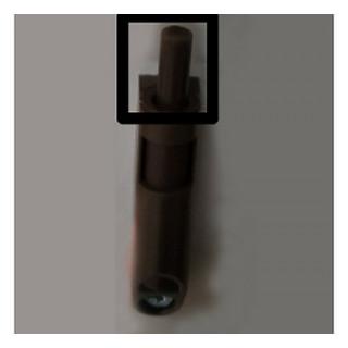 Демпфер корич врезной пневмат Airtic  ? 8 мм, L=35 мм (796)