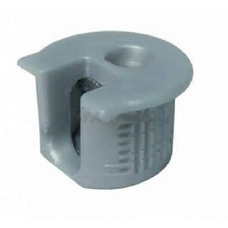 Корпус Rafix 16мм алюминий пластик hafele 263.10.203