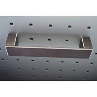 Ручка мебельная DL 35M/128 BRNS/AL ES бронза браш