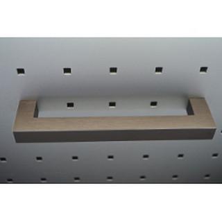 Ручка мебельная DL 36M/160 BRNS/AL IC бронза браш