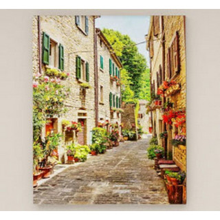 Картина Венеция Старая улочка (390х600) Холст