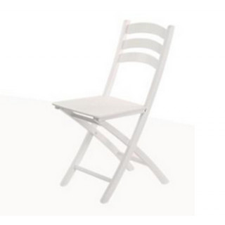 Стул Silla белый, 410 х 540 х 870 (Ш х Г х В)