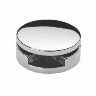 Зеркалодержатель хром 90 CAM TUTUCU 212-06