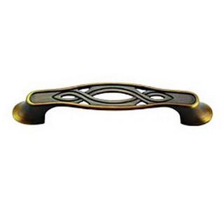 Ручка мебельная CD6706-1 АС/96мм МЕДЬ (1-159-003)