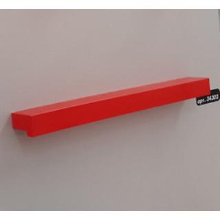 Ручка 412.028 (ПФ 34 красный) 128мм