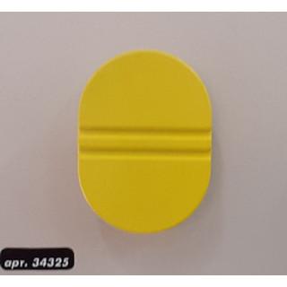 Ручка 412.035 (ПФ 28 желтый)