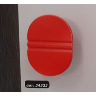 Ручка 412.035 (ПФ 34 красный)