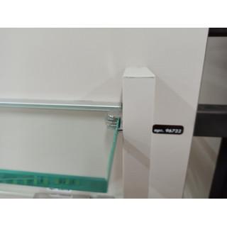 Профиль алюминиевый Клипса, 8 мм, 2 м