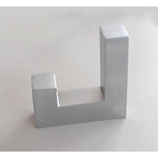 Крючок мебельный WL 01 G6 алюминий