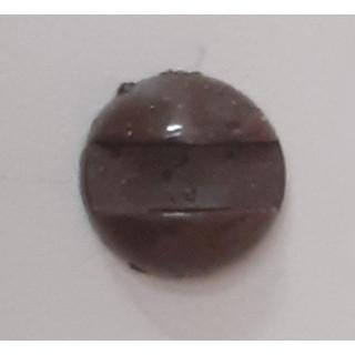 Стеклодержатель с прорезью коричневый