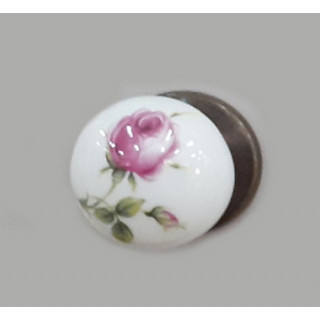 Ручка керамика Бронза-Роза 6073-08/44 ПОД ЗАКАЗ